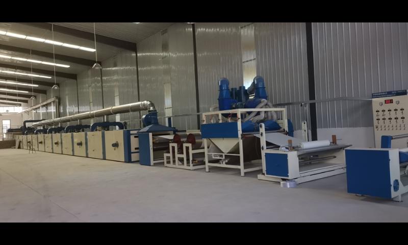陕西自动网带植绒机供应商 服务至上 杭州胜维机械科技供应