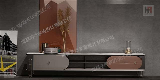 辽宁电视柜板式家居设计案例