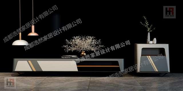 山西新颖家具设计板式家居设计案例