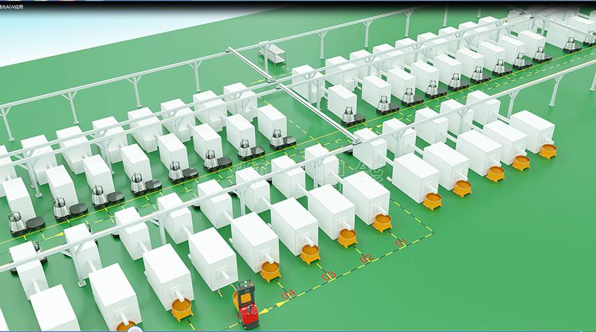 宿迁专业智能仓储立体仓库系统设计方案 服务为先 淮安圣凯机械设备供应