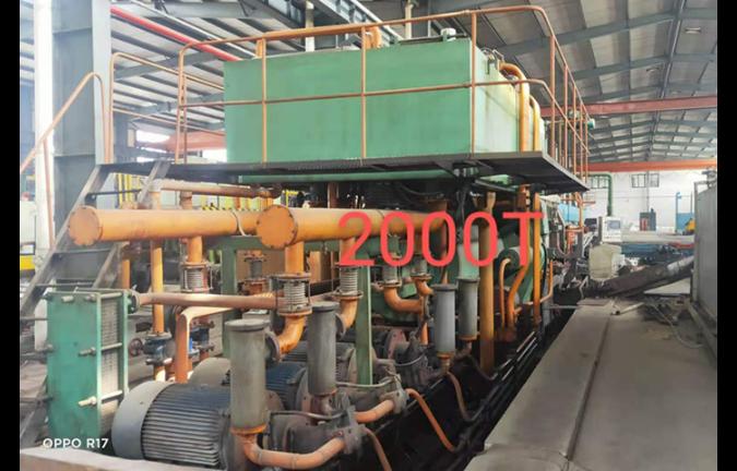 无锡铝型材挤压机生产厂家 诚信为本 淮安兴天傲机械设备供应