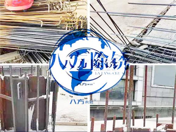 浙江钢筋除锈 服务为先 湖北八方除锈供应