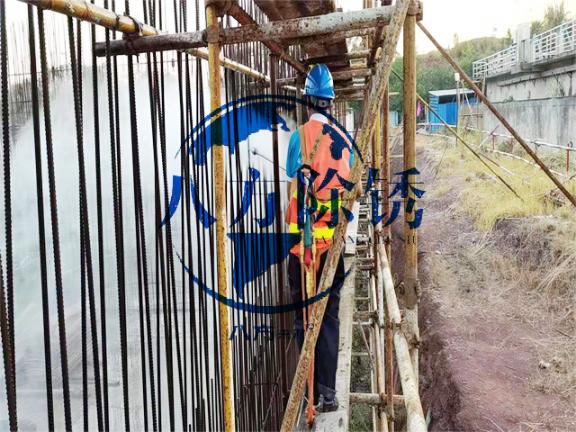 上海生銹鋼筋除銹施工 真誠推薦 湖北八方除銹供應