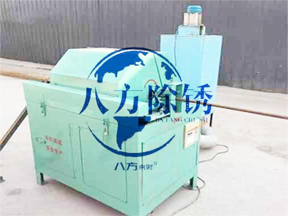 上海建筑工地鋼筋除銹公司 值得信賴 湖北八方除銹供應