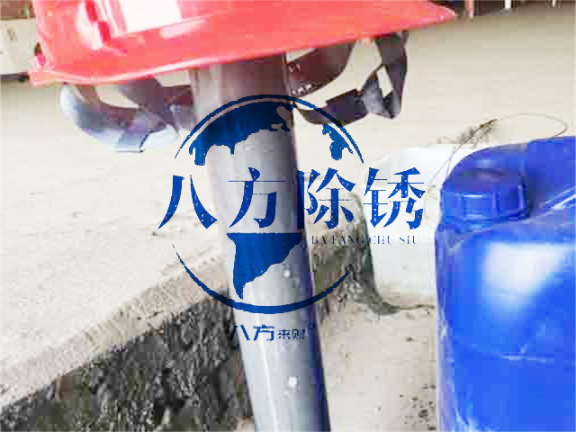 上海建筑工地鋼筋除銹機 值得信賴 湖北八方除銹供應