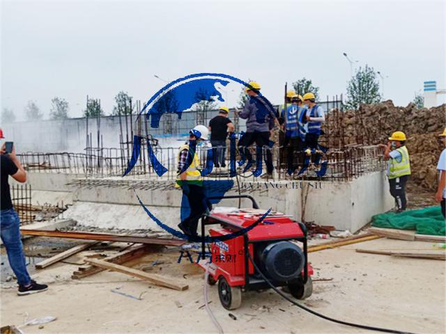 上海建筑鋼筋除銹施工 服務為先 湖北八方除銹供應