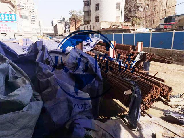 上海鋼筋除銹處理 值得信賴 湖北八方除銹供應