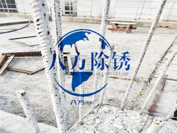 上海生銹鋼筋除銹,鋼筋