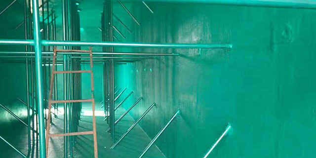 河南口碑好的玻璃鳞片漆环保材料 诗璐化工「湖北诗璐化工涂料供应」