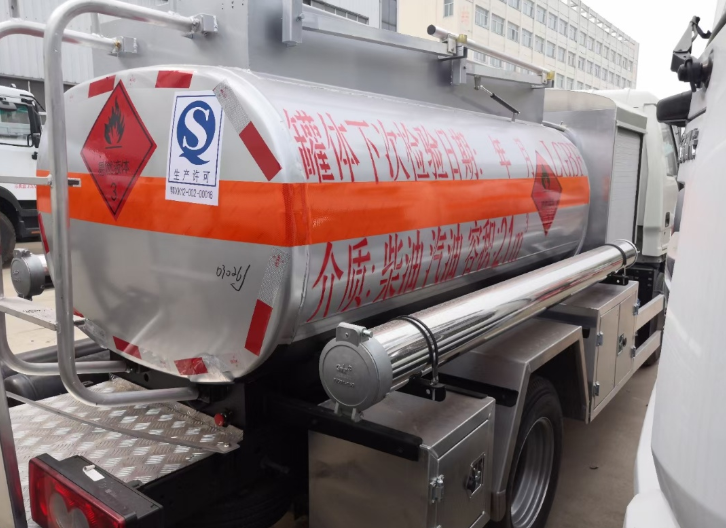 安徽国六2吨加油车销售价格 诚信服务 楚胜汽车集团供应