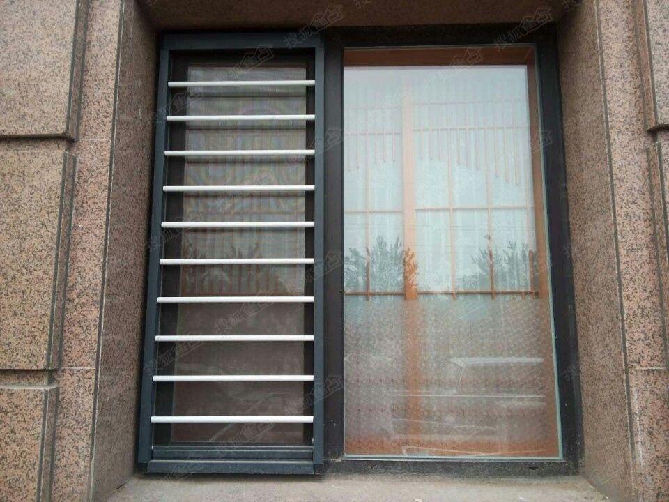 博樂塑鋼窗多少錢 新疆恒大紗窗護欄供應