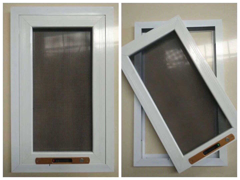 新疆塑鋼窗一般多少錢 新疆恒大紗窗護欄供應