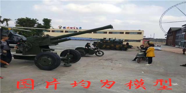 唐山河淼模型军事模型出租公司