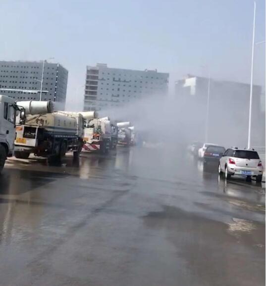 郑州小型雾炮车价格 贴心服务  河南绿友实业供应