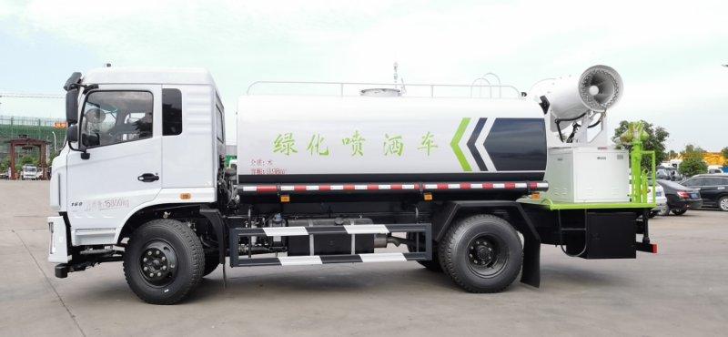 洛阳大型运水车租赁电话 贴心服务  河南绿友实业供应