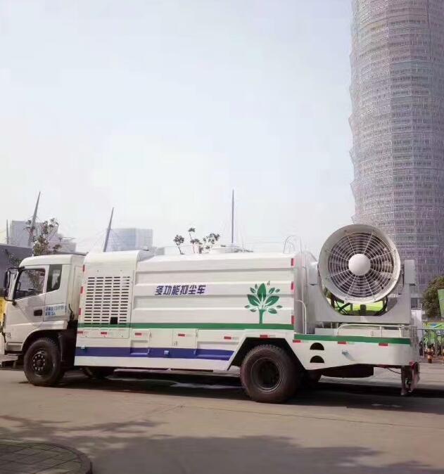 鄭州除塵抑塵車租賃公司 誠信為本  河南綠友實業供應