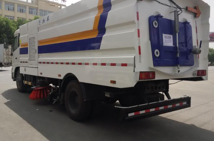 上街区宇通洗扫车价格 来电咨询  河南绿友实业供应