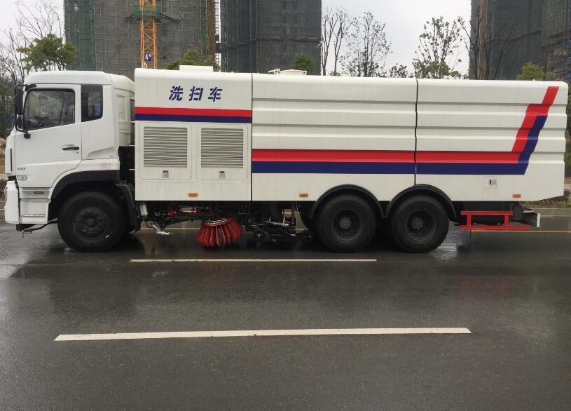 郑州洗扫车报价 客户至上  河南绿友实业供应