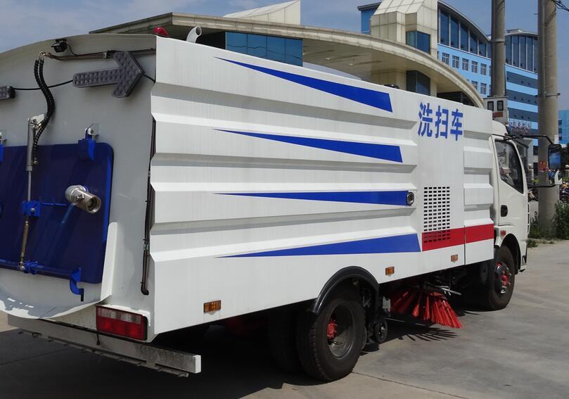 郑州扫路洗扫车租赁公司 服务至上  河南绿友实业供应