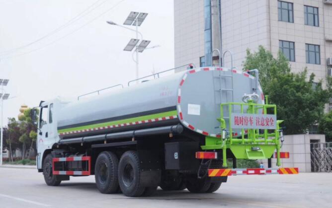 河南省租赁大型运水车价格 贴心服务  河南绿友实业供应
