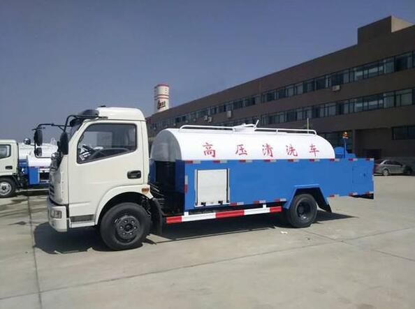 郑州高压冲洗车租赁电话 值得信赖  河南绿友实业供应