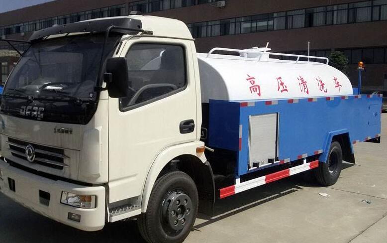 郑州小型高压冲洗车厂家 推荐咨询  河南绿友实业供应