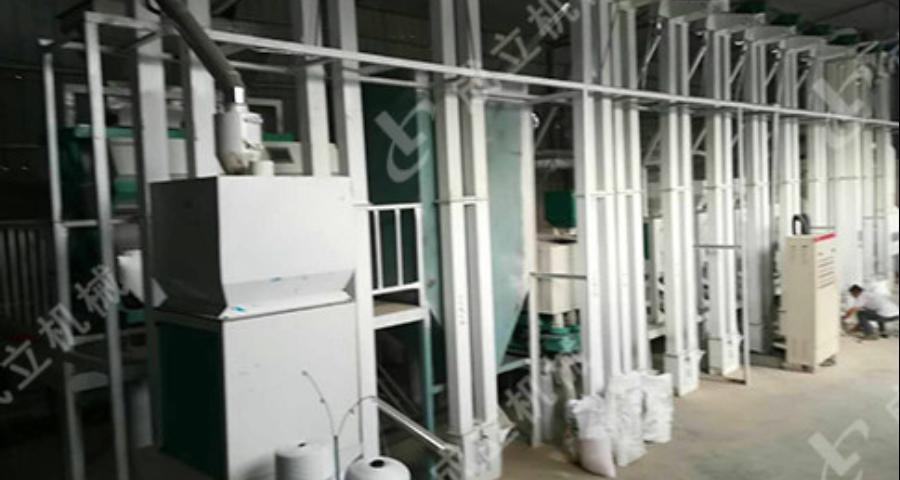 上海自动大米加工设备厂家,大米加工设备