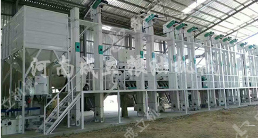 云南大米加工设备选型,大米加工设备