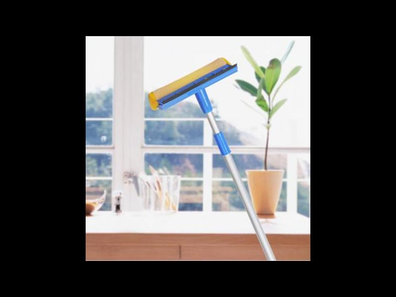 崇明區學校玻璃清潔