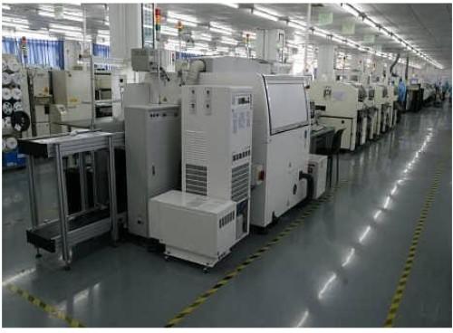 上海電子設備回收