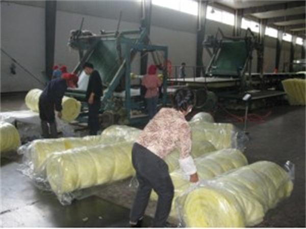 伊宁玻璃棉卷毡哪家好 新疆恒荣保温建材供应