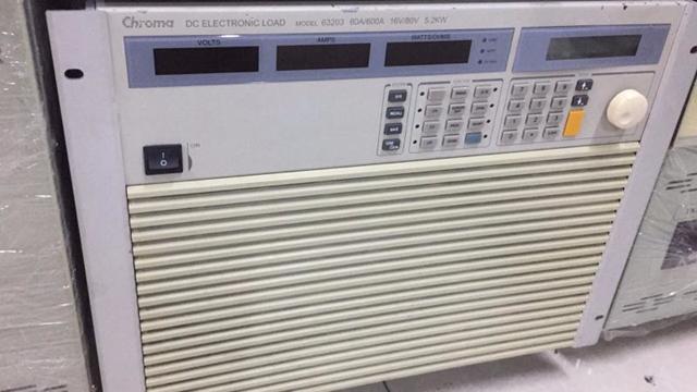 河南哪里买二手Chroma62150H-600S直流电源,二手Chroma