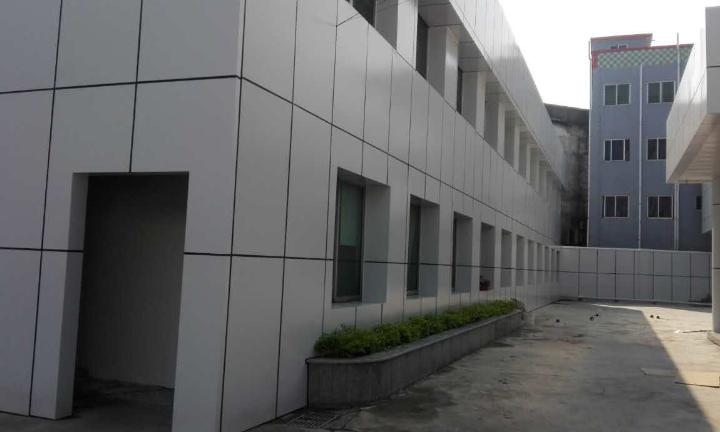 東莞氟碳鋁單板生產 有口皆碑 廣東華高建材供應