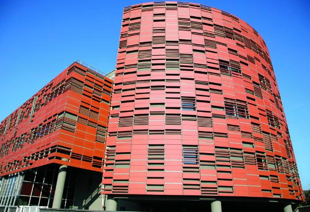東莞石紋氟碳鋁單板 抱誠守真 廣東華高建材供應