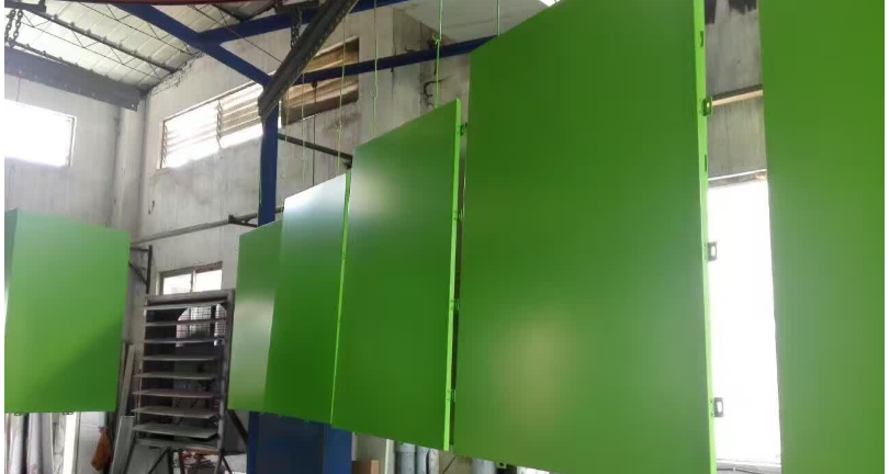 潮州仿石紋鋁單板幕墻 抱誠守真 廣東華高建材供應