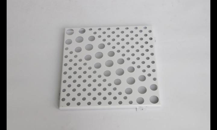 柳州雕花鏤空鋁單板生產廠家 和諧共贏 廣東華高建材供應