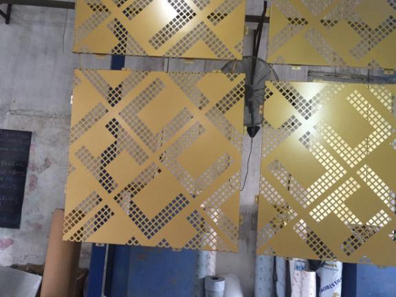 韶关幕墙铝单板批量定制 创造辉煌 广东华高建材供应