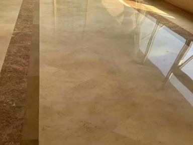 浦东酒店外墙石材翻新及护理 欢迎咨询「上海花漫亭环境服务供应」