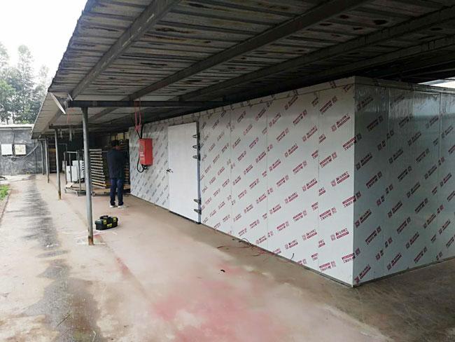 福建烘干房生产商 服务为先  厦门科德威实业供应