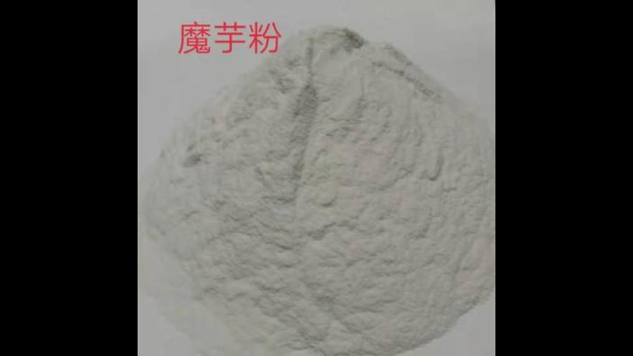 江苏魔芋粉厂家批发 诚信为本 湖北福润德食品原料供应