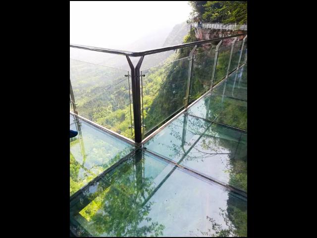 济南玻璃廊道生产厂家 欢迎咨询 浙江辉弘旅游开发供应