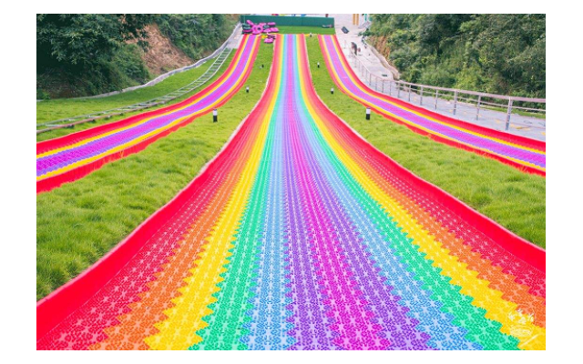 水上彩虹滑道材料 客户至上 浙江辉弘旅游开发供应
