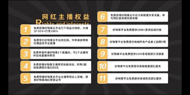 杭州好物莱私域流量直播 创造辉煌「杭州鹏源文化传播供应」