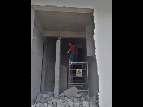 宝安区旧厂房拆除工程公司