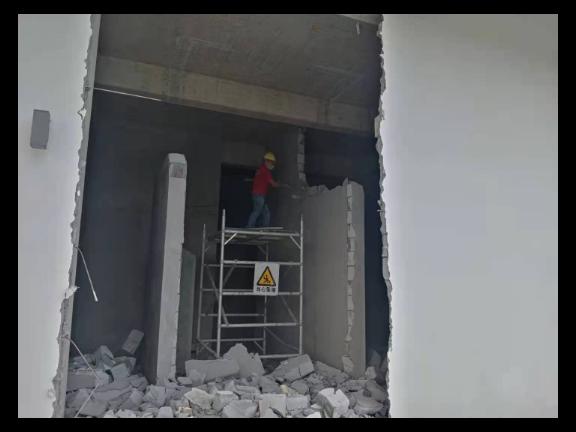 光明區舊廠房拆除工程每平方多少錢 值得信賴 深圳市鴻運達拆除工程供應
