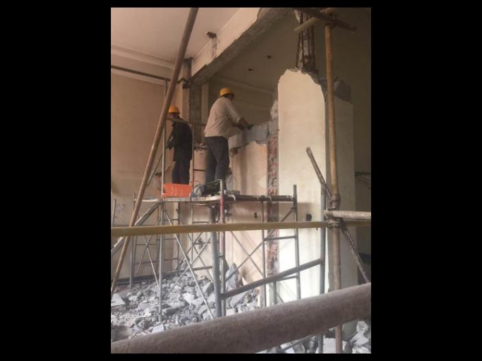 盐田区专业打墙拆除收费