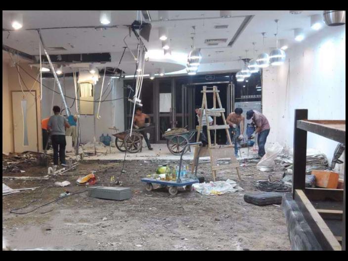 商場拆除每平方多少錢 深圳市鴻運達拆除工程供應