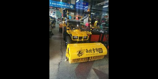 昆玉小型扫雪机报价 好友好机电设备供应