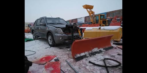 喀什手扶扫雪机 好友好机电设备供应