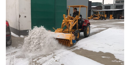 阿拉尔多功能扫雪机配件 好友好机电设备供应